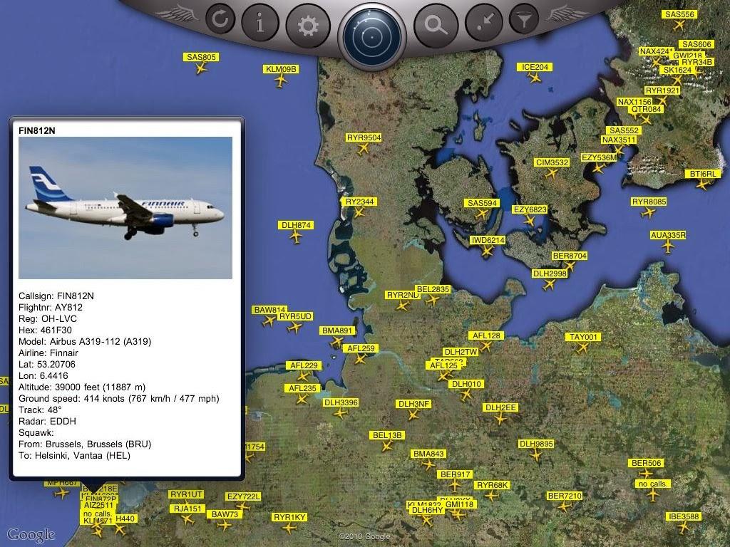 flightradar24 | Net4Tech